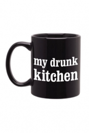 My Drunk Coffee Mug (Black)