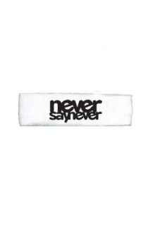 NeverSayNever Headband