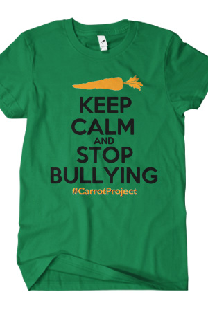 Keep calm stop bullying t shirt carrotproject t for T shirt design keep calm