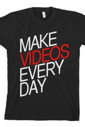 Make Videos Every Day District Lines