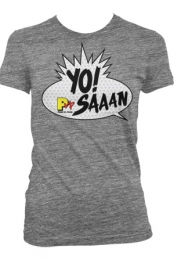 Yo! PVP Saaan Girls (Heather Grey)