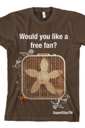 Fan (Brown)