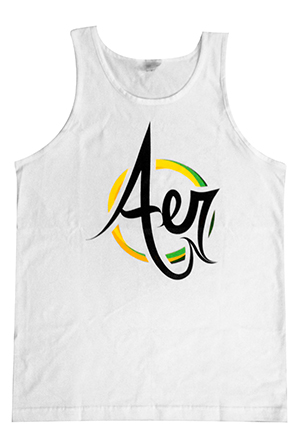 Fresh Aer Movement Tank-Top (White)