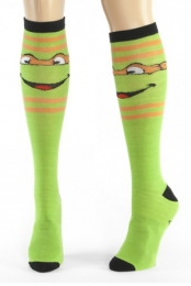 Michelangelo Tube Socks