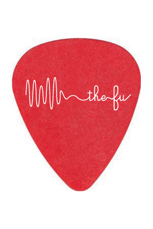 the fu guitar picks accessory the fu music accessories online store on district lines. Black Bedroom Furniture Sets. Home Design Ideas