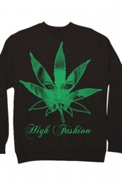 High Fashion Crew Pullover