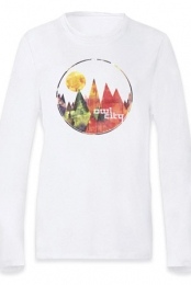 Mountains Longsleeved Tee