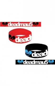 Deadmau5 Logo 2Pack Wristbands