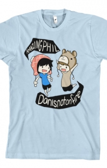 Phil & Dan (Light Blue)