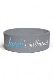 Jacob's Girlfriend Wristband