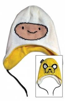 Finn and Jake Reversible Beanie