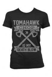 Death Blow Girls Tee (Black)