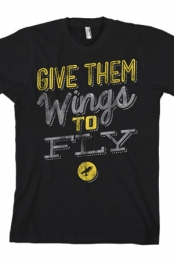 Give Them Wings To Fly
