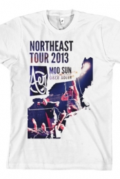 Northeast Tour Tee