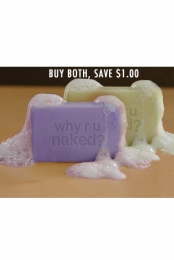 Naked Soap (2 Pack)