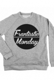 Frantastic Monday Crewneck Sweater