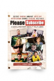 Please Subscribe Poster