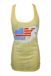 American Mud Race Tank Top (Banana)