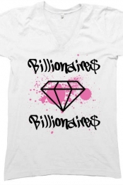 Billionaire$ V-Neck