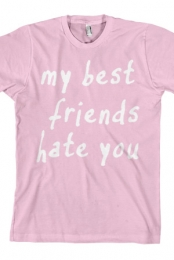 Best Friends (Light Pink)