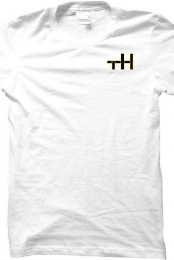 White T with Logo