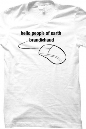 signed brandichaud shirt