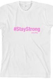 #StayStrong Tee