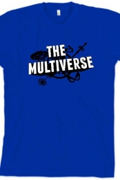 The Multiverse - Blue