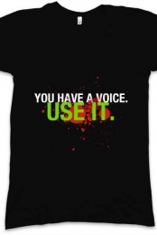 Voices Support Tee
