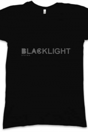 Blacklight LOGO Catchy V-Neck