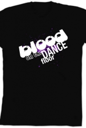 BOTDF Purple Starred Catchy Tee