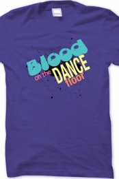 BOTDF Black Starred Catchy Tee
