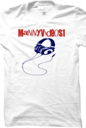manyvideos1 new t-shirt