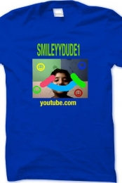 smileyydude awesome T-SHIRT