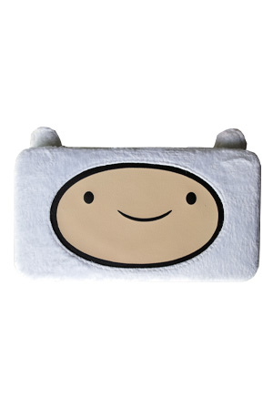 Adventure Time Finn Big Face Hinge Wallet