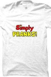 Simple Pranks T-Shirt Basic