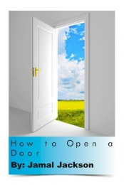 How To Open A Door Poster