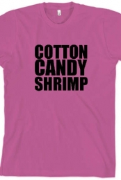 Cotton Candy Shrimp
