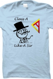 Like a Sir Tee - Mint