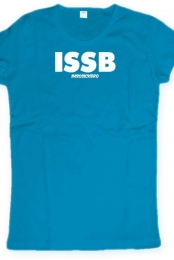 ISSB Blue Women's Acronym T-Shirt