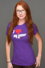 I Love My Gamer (Girls)