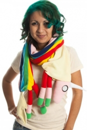 Lady Rainicorn Scarf