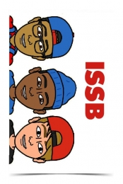 ISSB Cartoon Poster