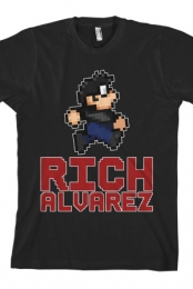 Rich Alvarez Sprite (Black)