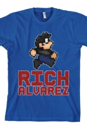 Rich Alvarez Sprite (Royal Blue)