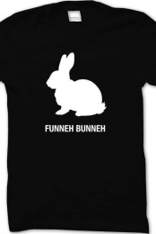 basic funnehbunneh shirt