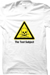 The Test Subject Fan Shirt