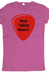 Keep Talking Music (Girls)