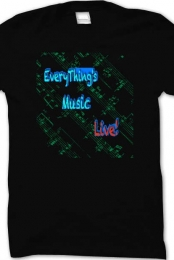 Everything's Music Live