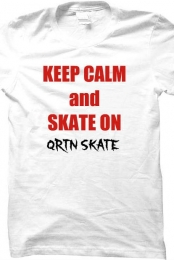 KEEP CALM & SKATE ON